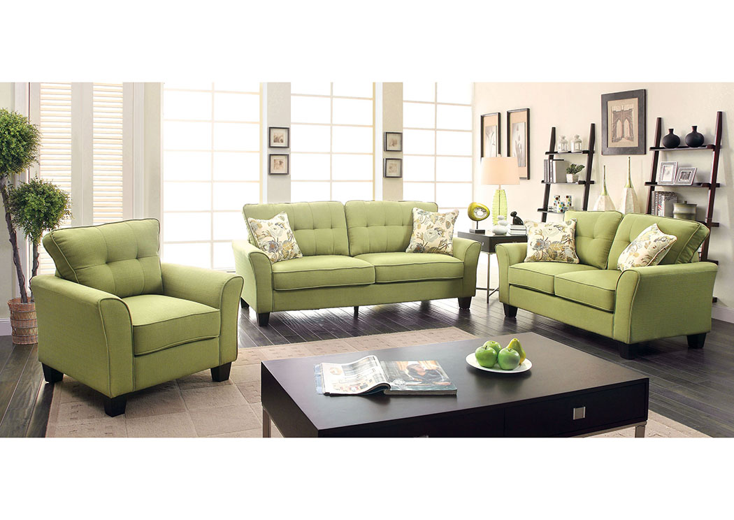 living room sets las vegas. Furniture Store in Las Vegas  Discount Mattress Claire Green Sofa and Loveseat