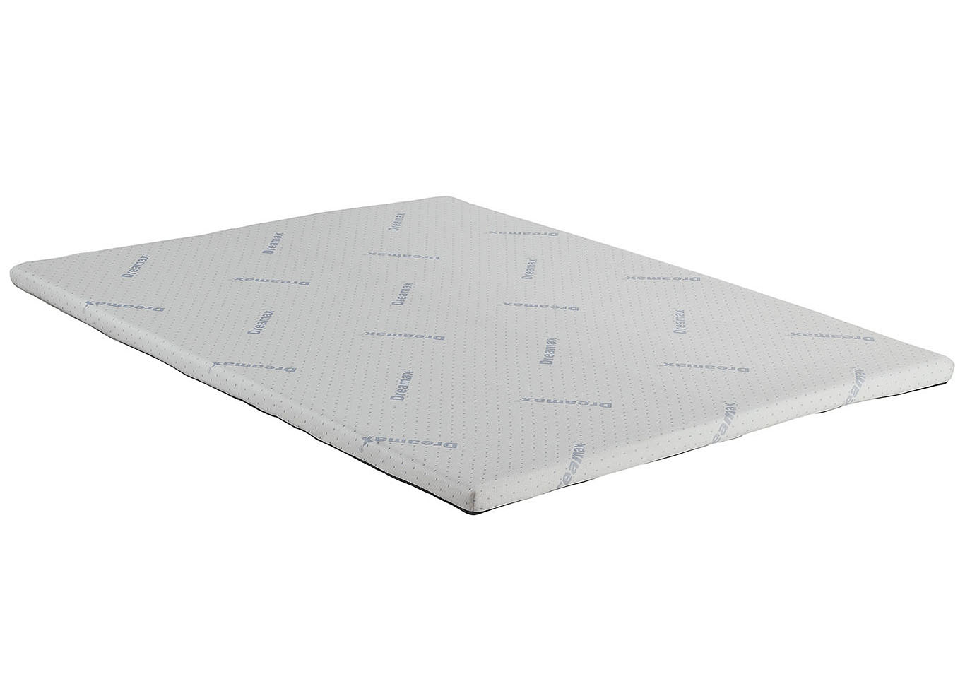 Nadine White Nu-Tex Foam Topper Mattress,Furniture of America