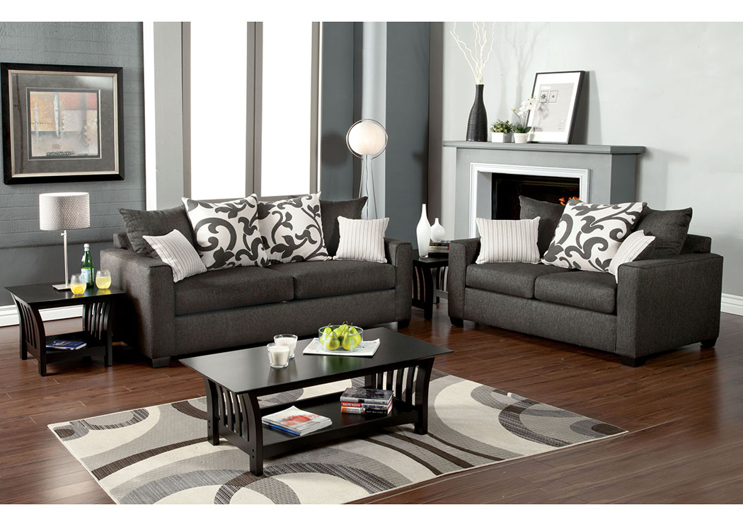 Living Room Sets Baton Rouge La furniture liquidators - baton rouge, la cranbrook charcoal sofa