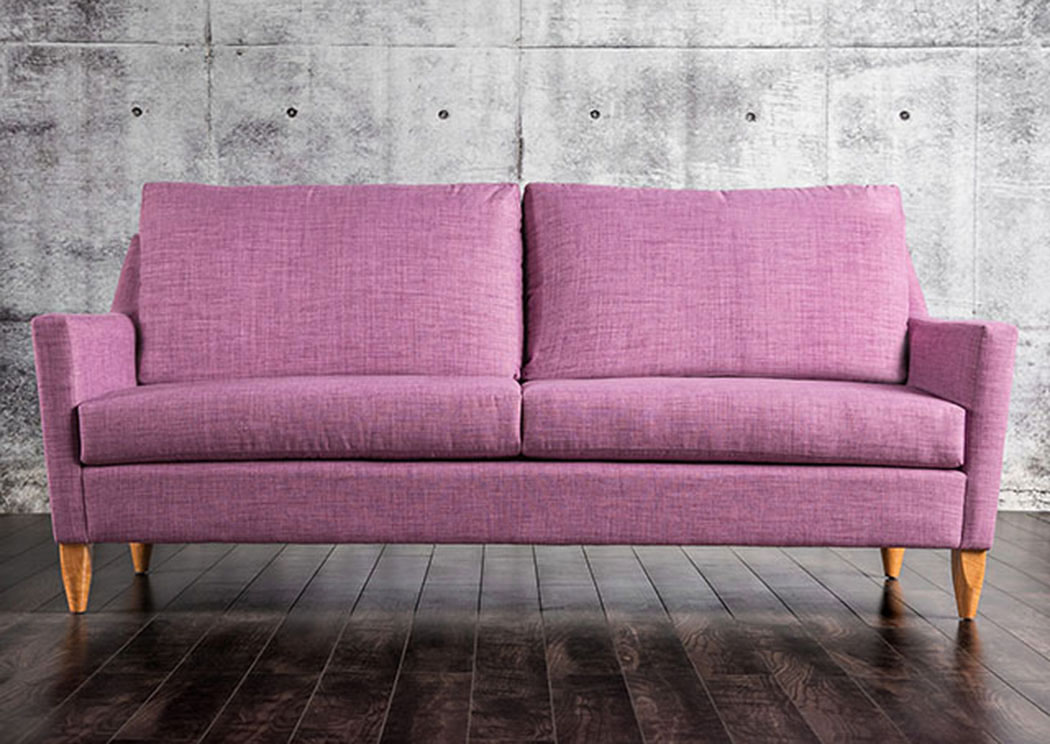 Corner Furniture Marilyn Purple Sofa