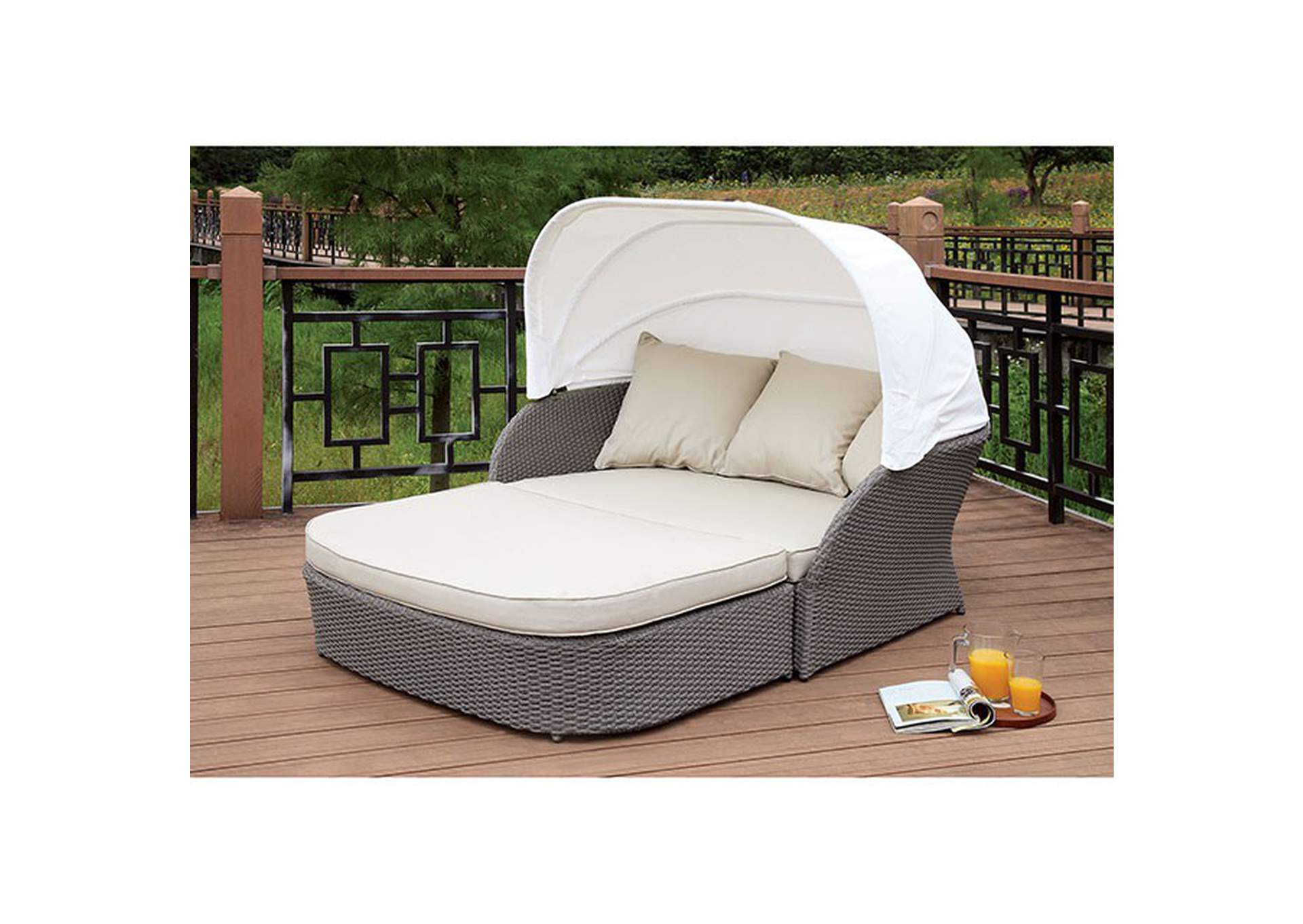 Aria Patio Daybed,Furniture Of America