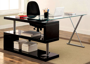 Bronwen Black Desk