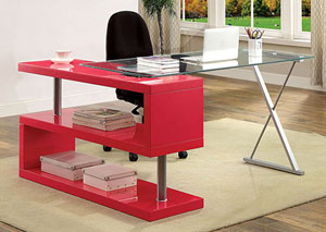 Bronwen Rose Pink Desk