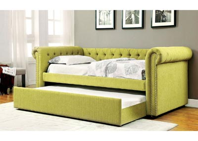 leanna lemongrass daybed wtrundle