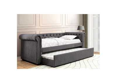 Leanna Gray Daybed w/Trundle