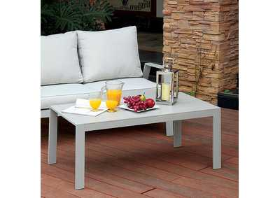 Cordelia Light Gray/Gray Coffee Table