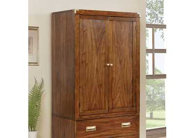 Tychus Dark Oak Armoire