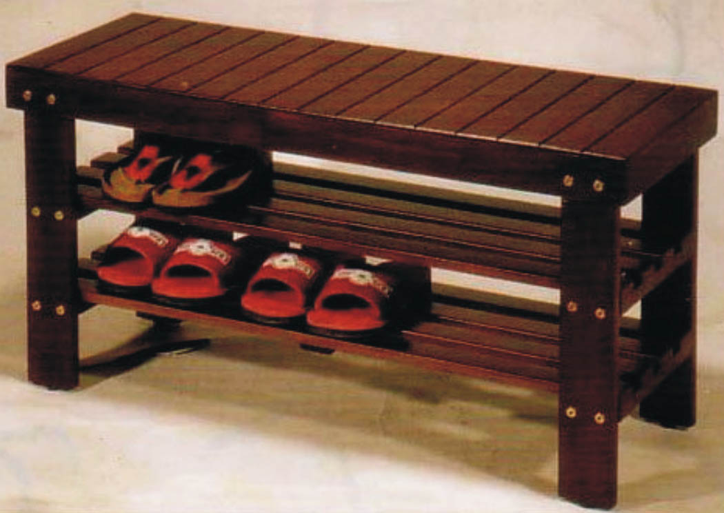 Council 39 S Furniture Cherry Bench