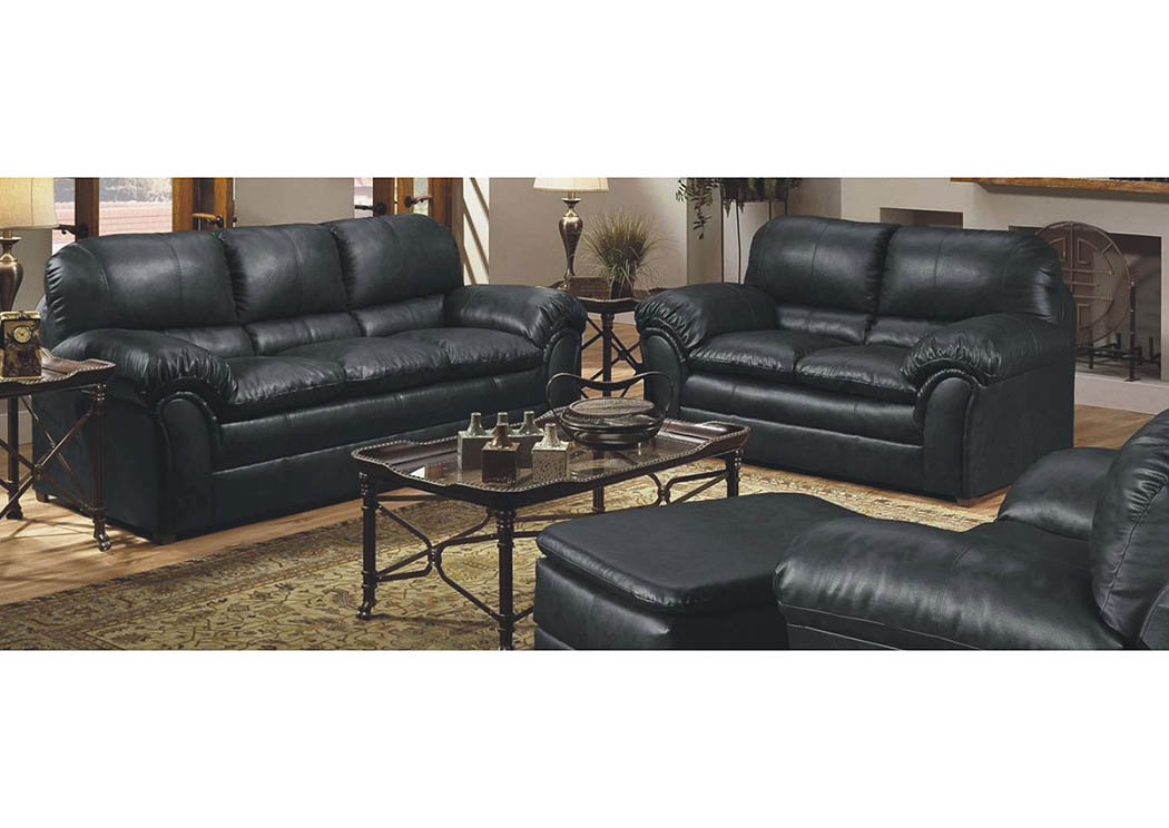 Roses flooring and furniture black leather sofa for Sofa global 6450