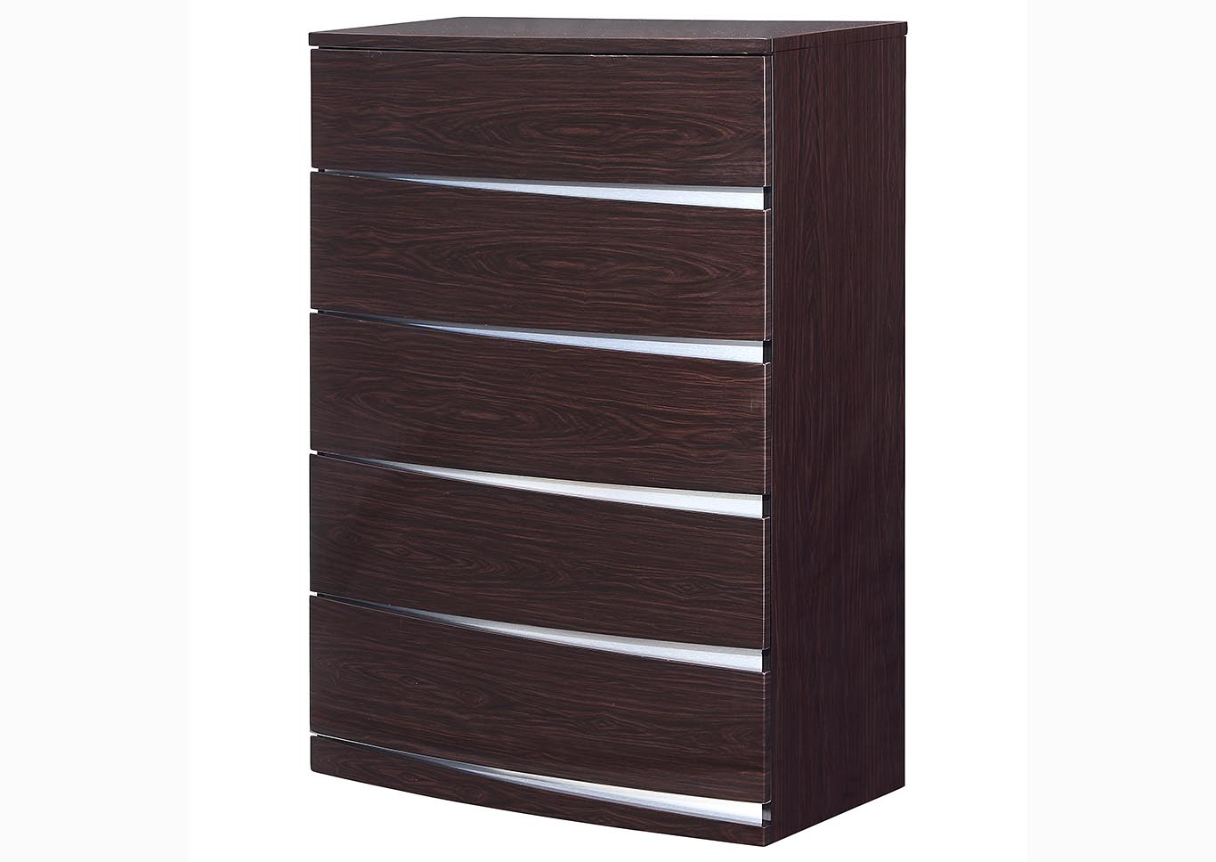 Aurora Wenge Chest,Global Furniture USA