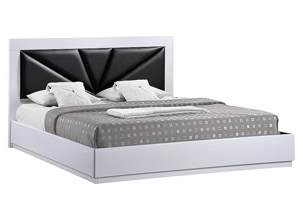 Bailey Queen Bed,Global Furniture USA