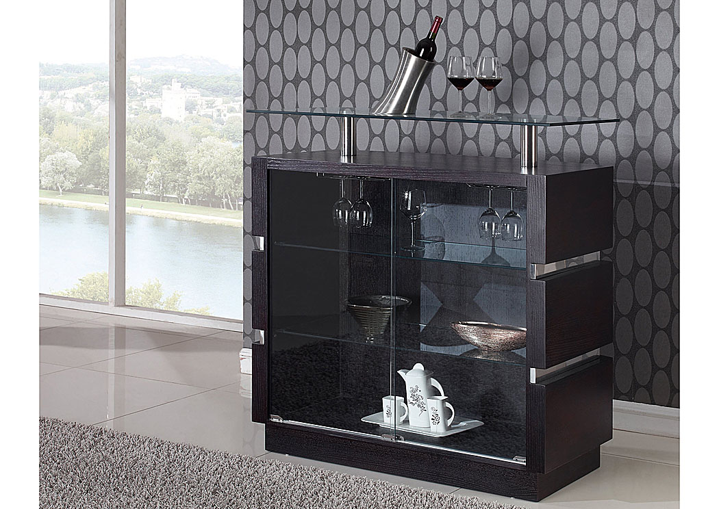 Market furniture paterson nj wenge bar cabinet - Table basse bar wenge ...