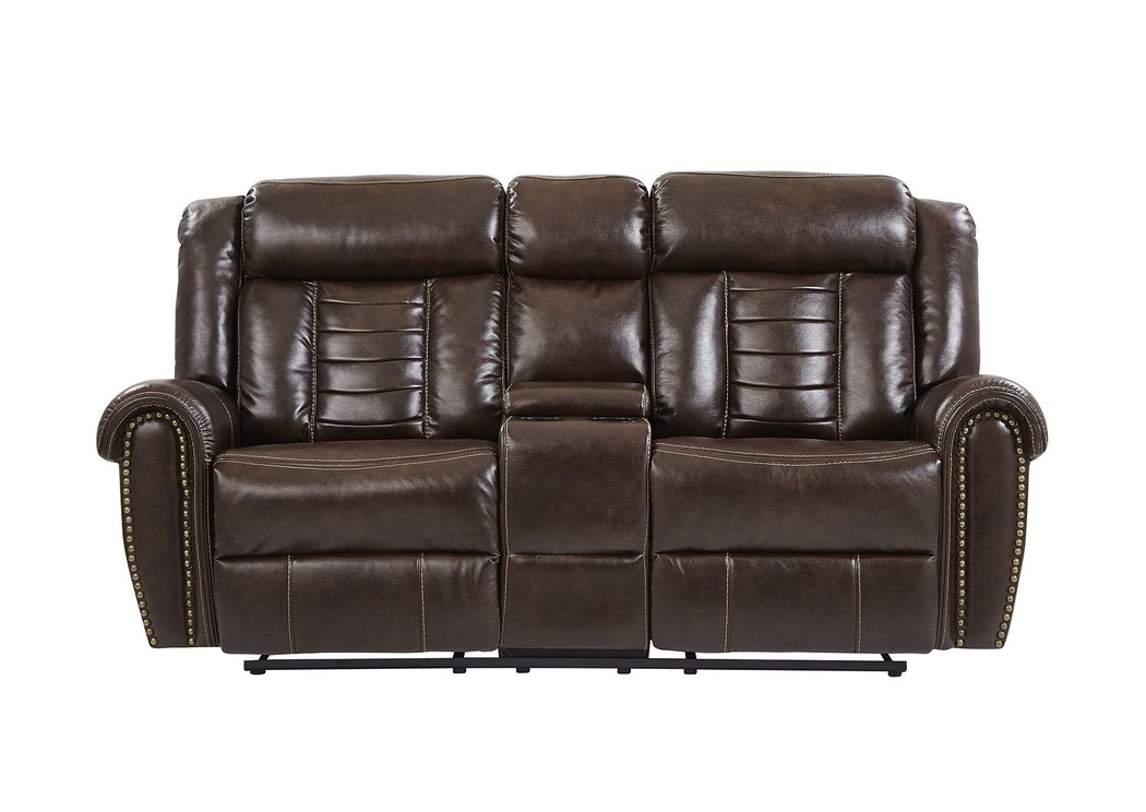 Luxury Chocolate Reclining Sofa Global Furniture USA Simple - Popular two seat reclining sofa Top Search