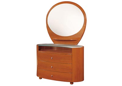 Emily Cherry Youth Mirror,Global Furniture USA