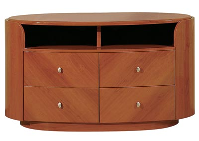 Emily Cherry Entertainment Unit,Global Furniture USA