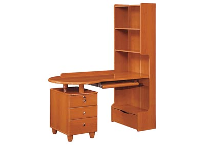 Emily Cherry Study Desk,Global Furniture USA