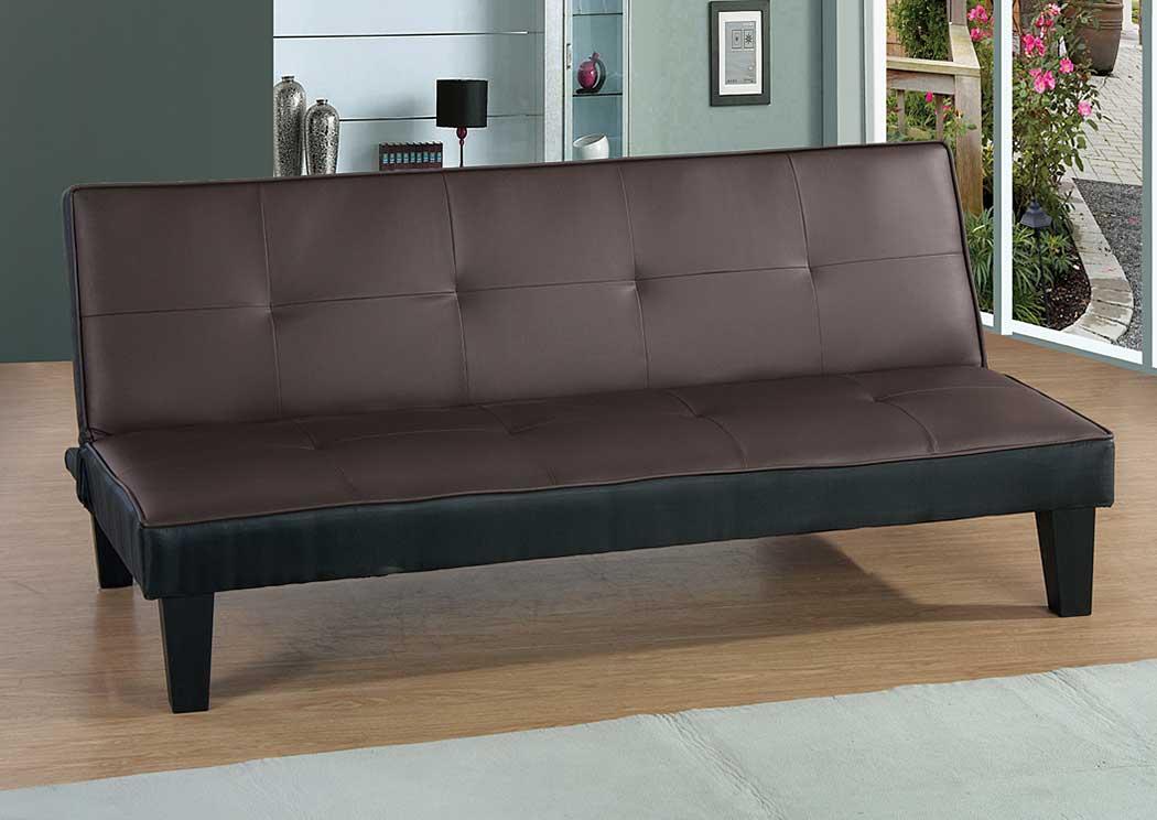 Family Discount Furniture Cappuccino Sofa Bed