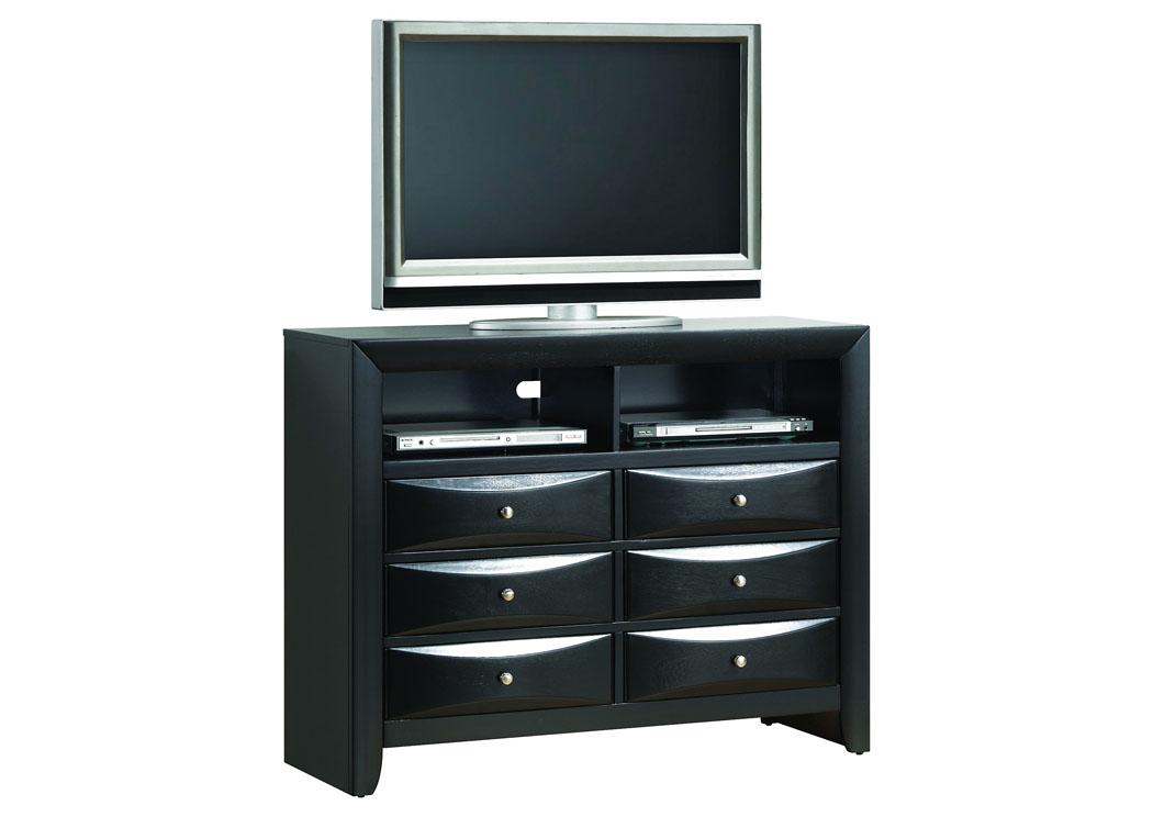 Furniture Direct Bronx Manhattan New York City Ny Black Tv Chest