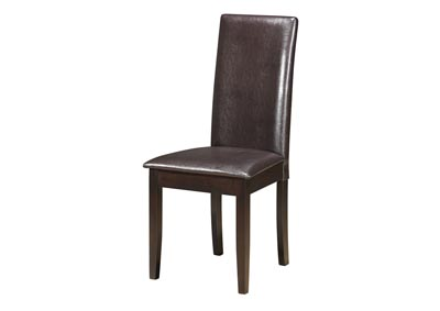 Wenge Side Chair (Set of 2)