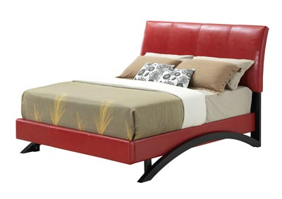 Red Queen Bed