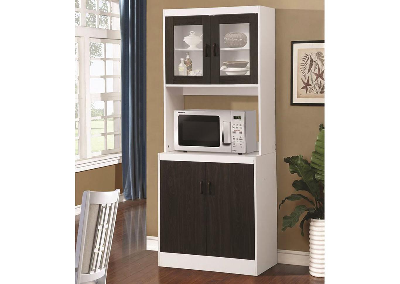 Black U0026 Oak Kitchen Cabinet MOP,Home Source