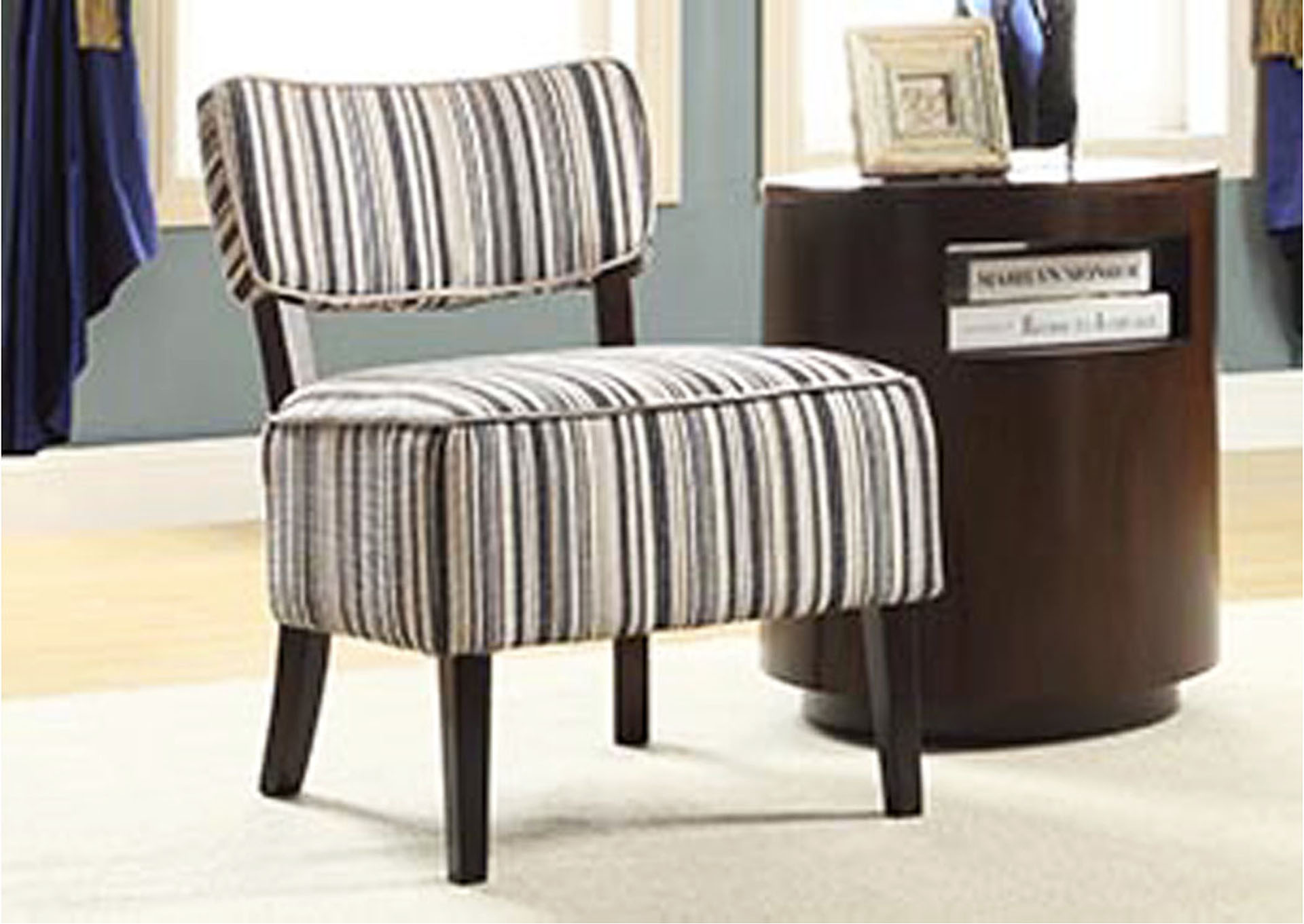 Irving Blvd Furniture Orson Multicolor Accent Chair