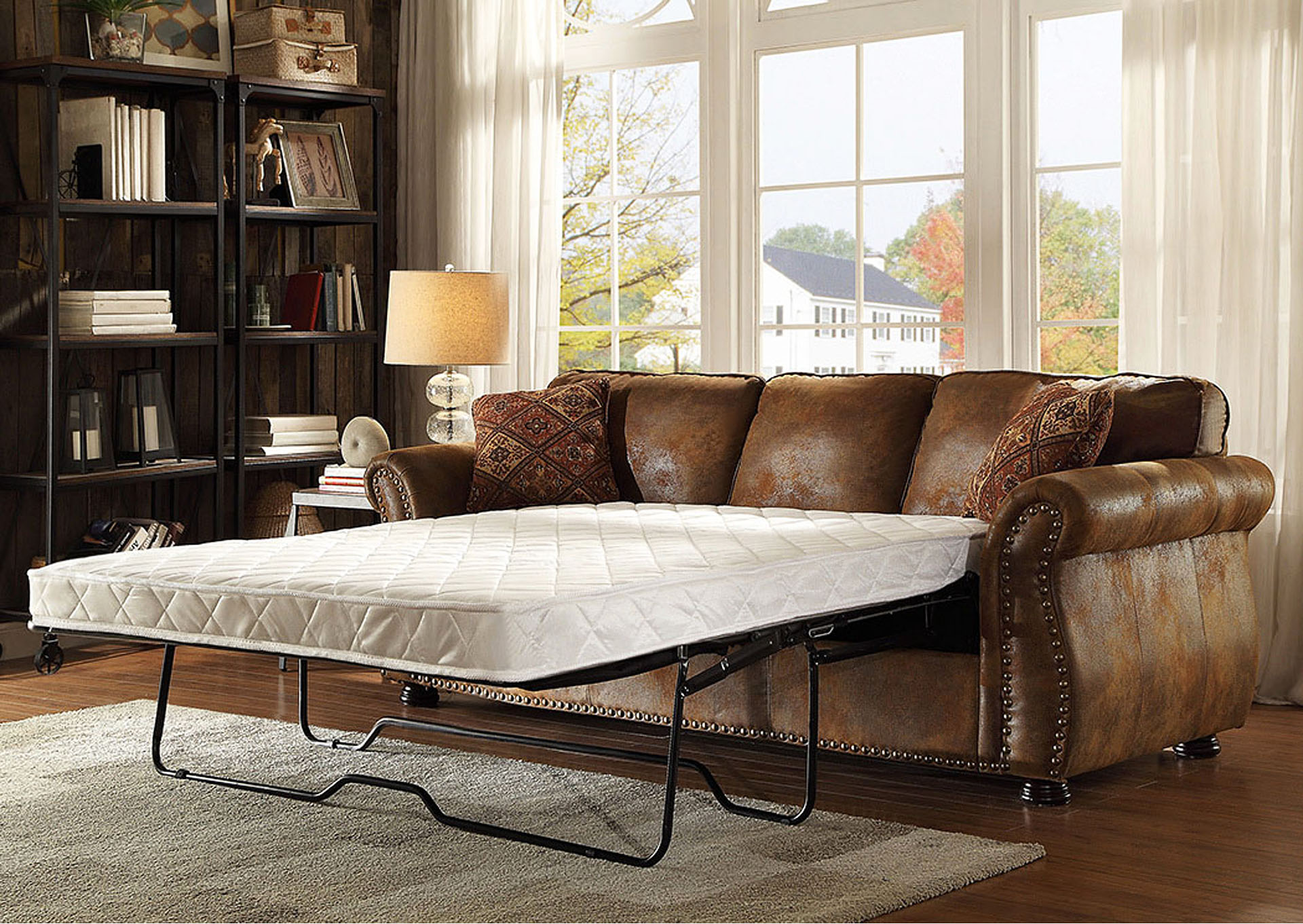 Sleeper Sofa,Homelegance