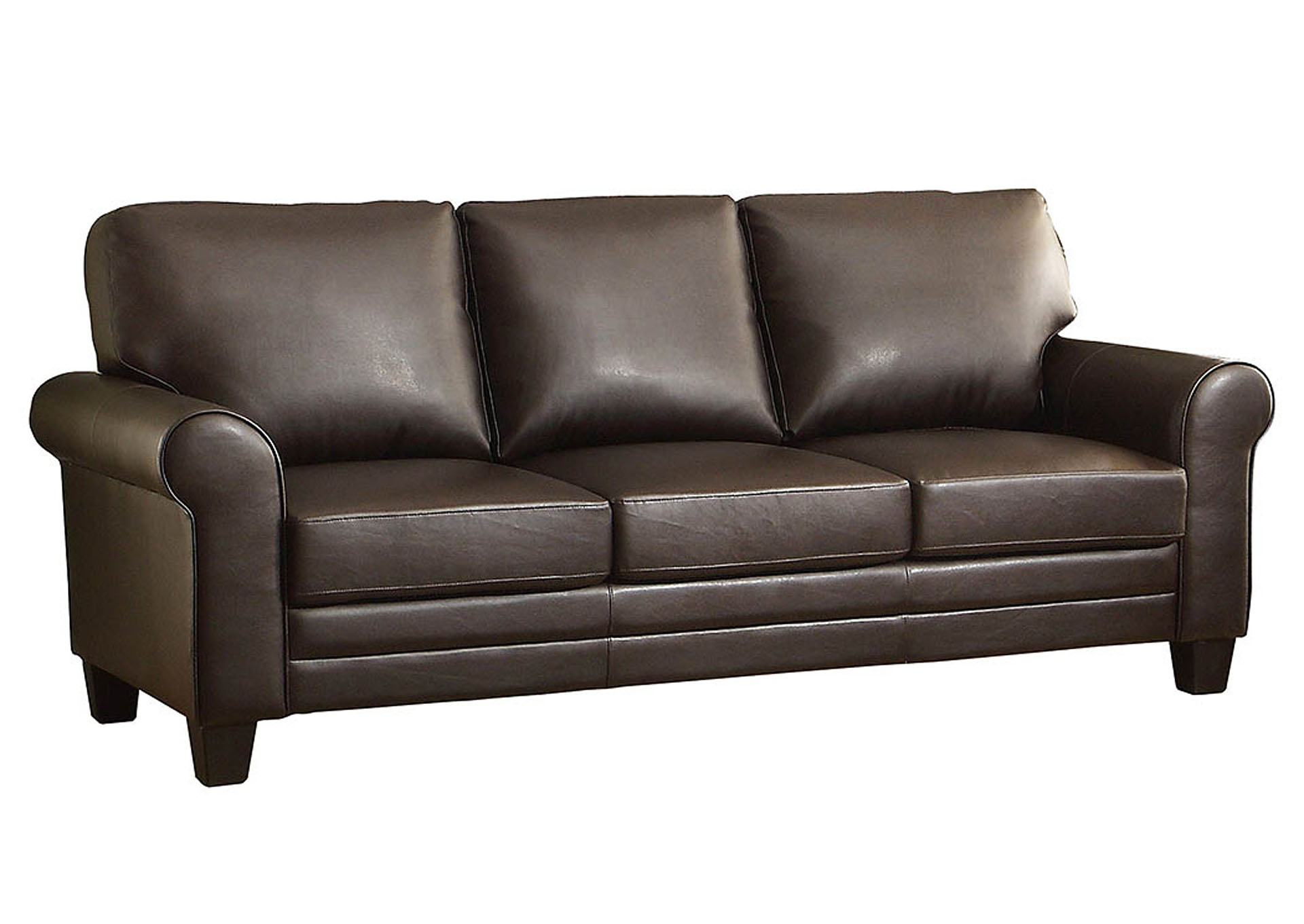 La Credenza In Hume : Gibson home store hume dark brown sofa