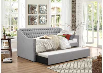 Daybed w/Trundle, Fabric