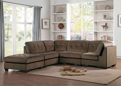 5Pc Sectional