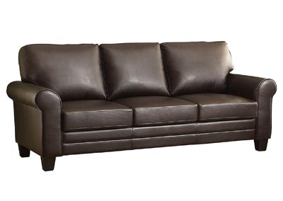 Hume Dark Brown Sofa
