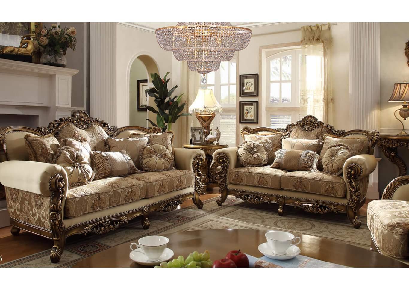 Living Room. Sofa U0026 Loveseat,Homey Design