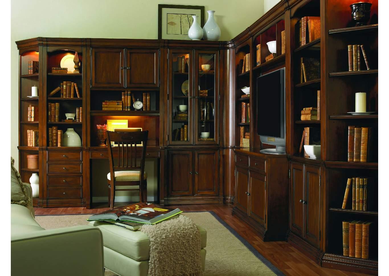 Cherry Creek Wall Desk,Hooker Furniture