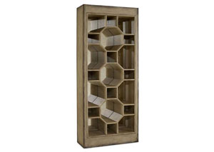 Melange Show-Off Display Cabinet