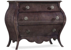 Melange Mini Bombe Chest