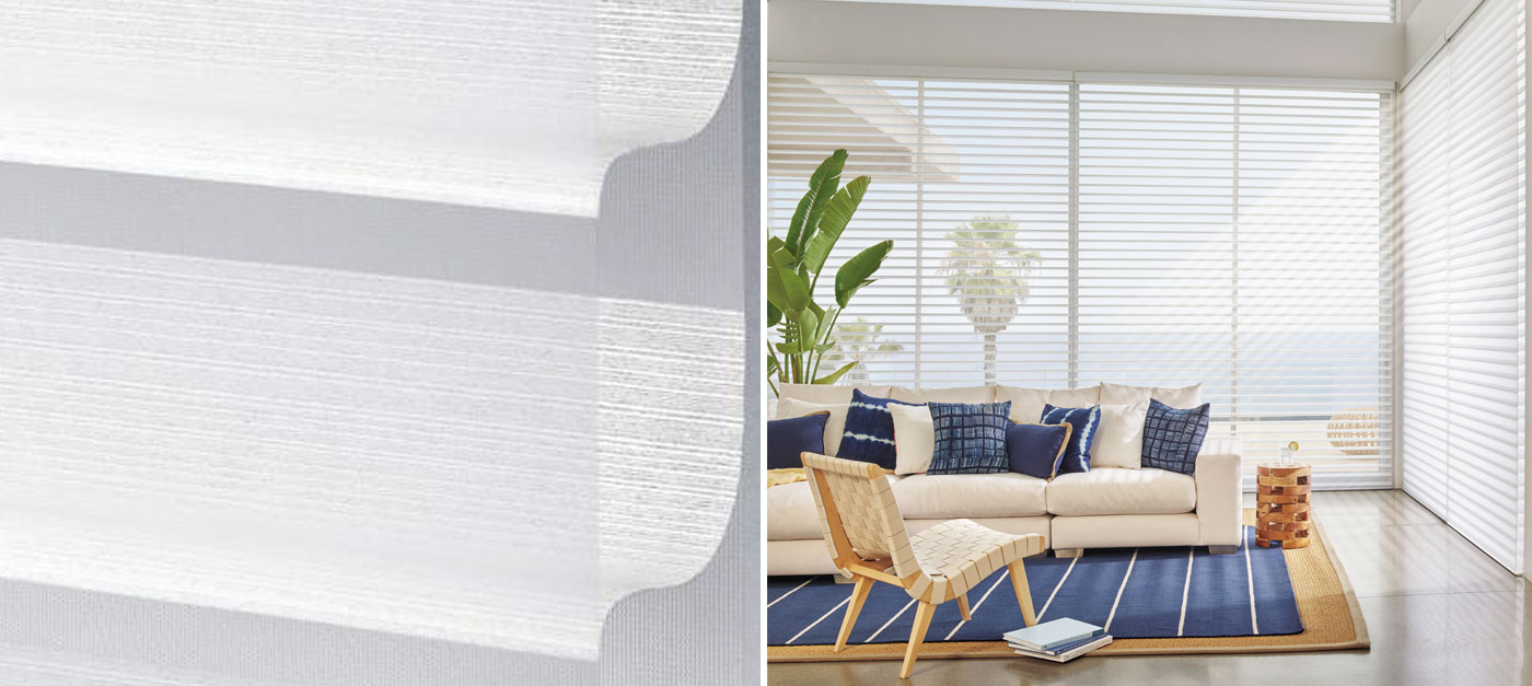 Creative window coverings nantucket for Hunter douglas motorized blinds troubleshooting