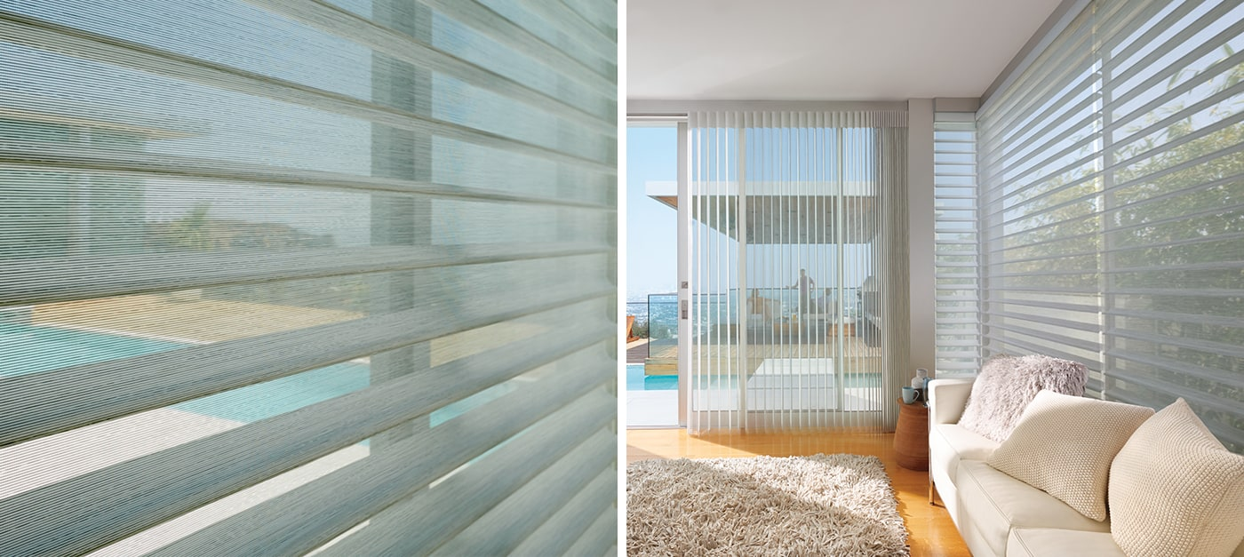 Homestead Window Treatments Silhouette