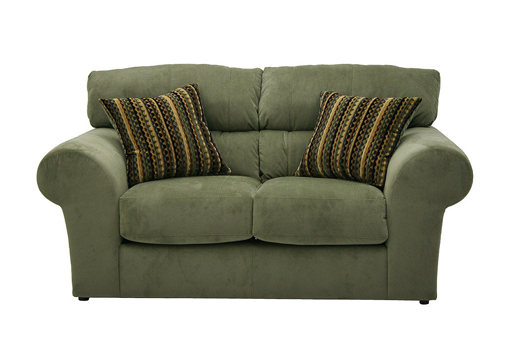 By The Room Furniture Mesa Sage Loveseat