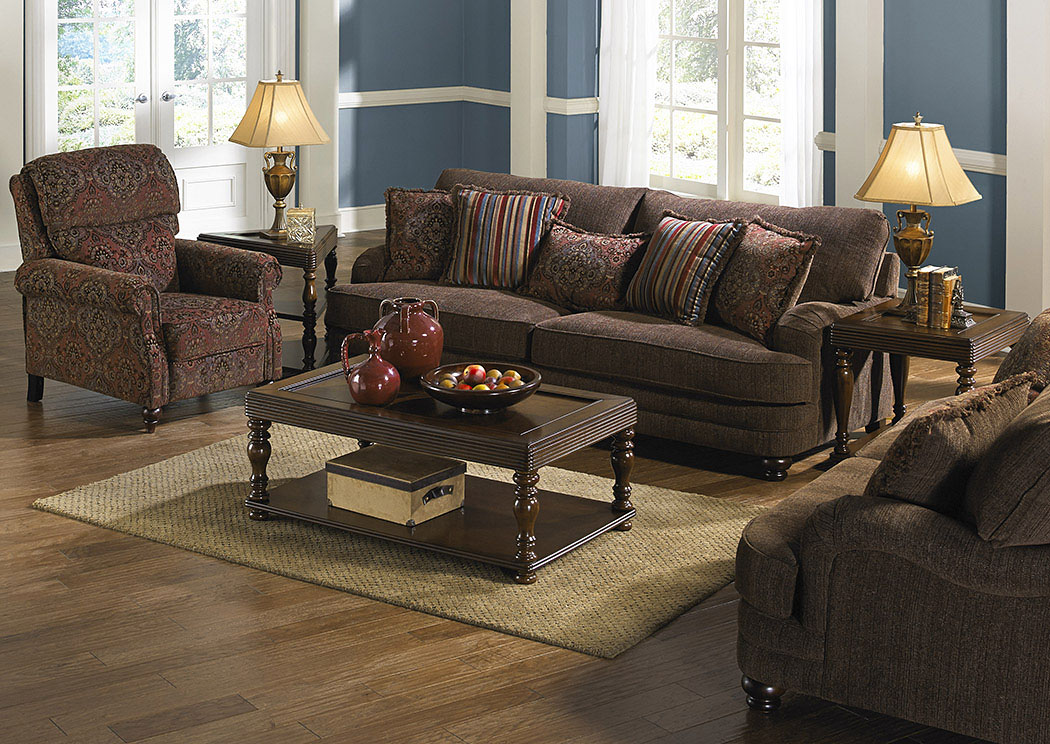 Home Furniture Montgomery Al Brennan Auburn Sofa