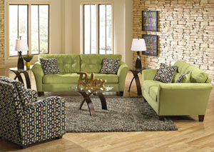 Halle Basil Sofa & Loveseat
