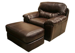 Brantley Java Ottoman