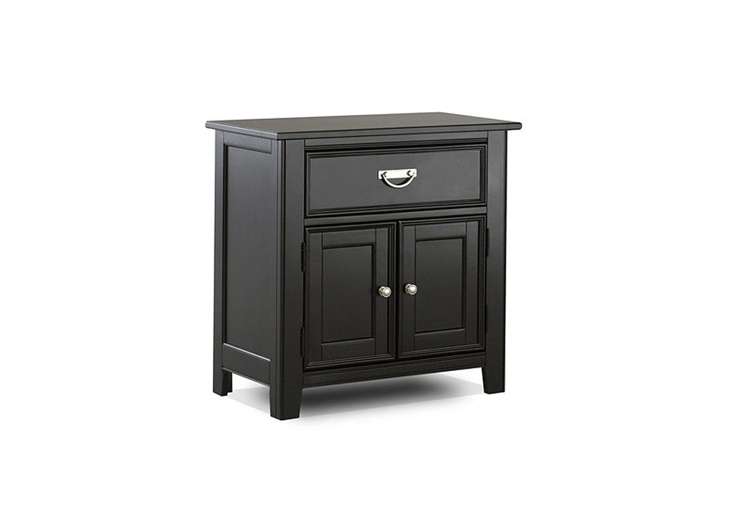 Ashton Night Stand,Klaussner Home Furnishings