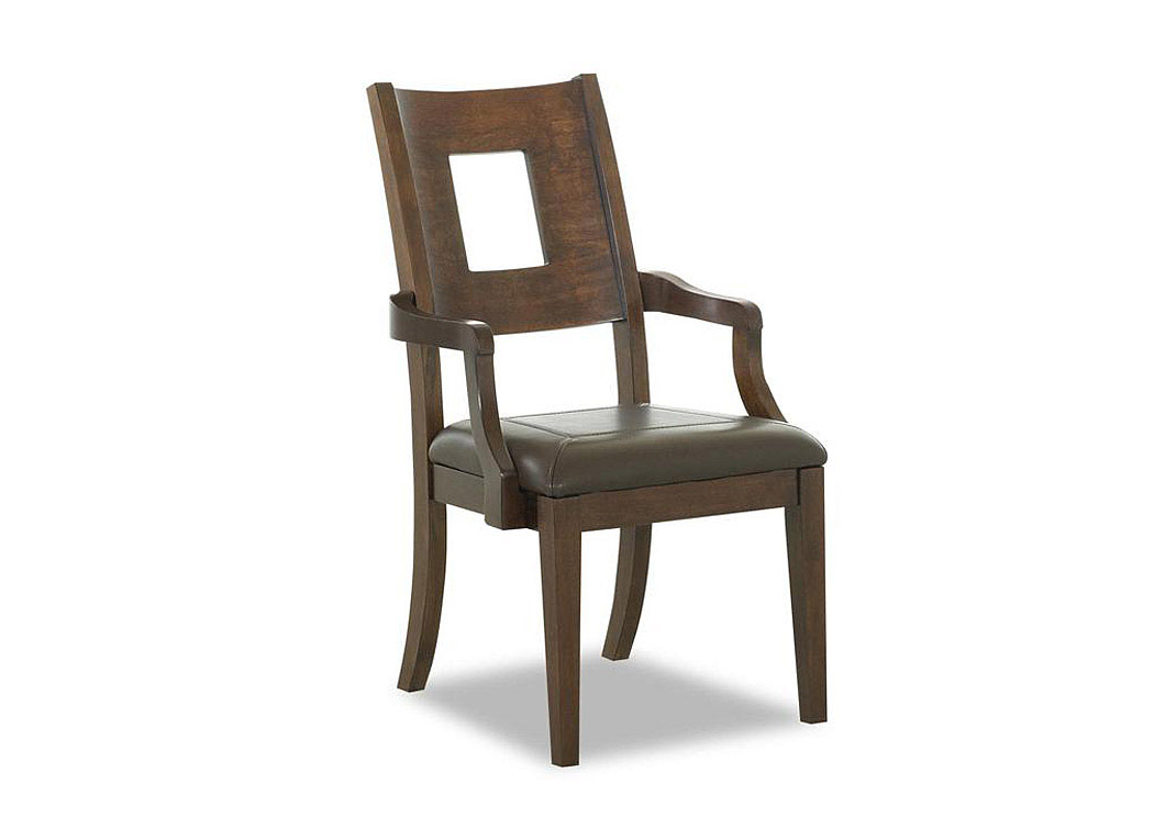 Carturra Arm Chair,Klaussner Home Furnishings