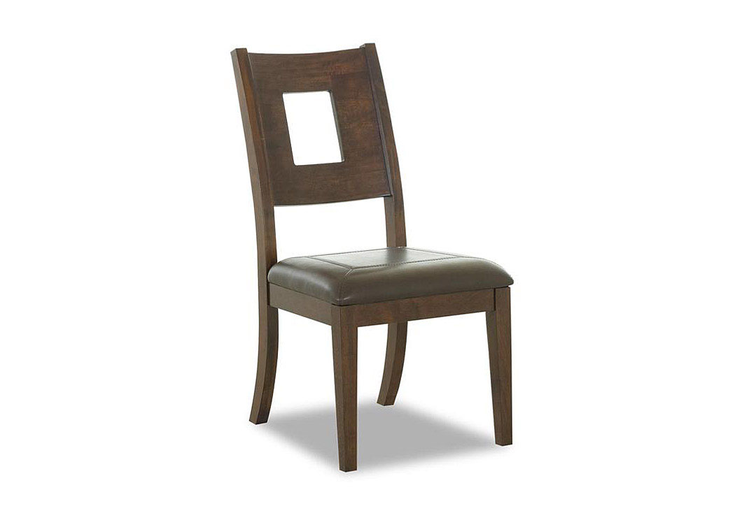 Carturra Side Chair,Klaussner Home Furnishings