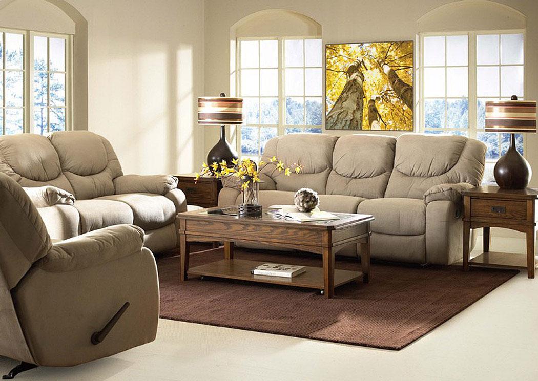 Dimitri Pewter Reclining Sofa U0026 Reclining Loveseat,Klaussner Home  Furnishings