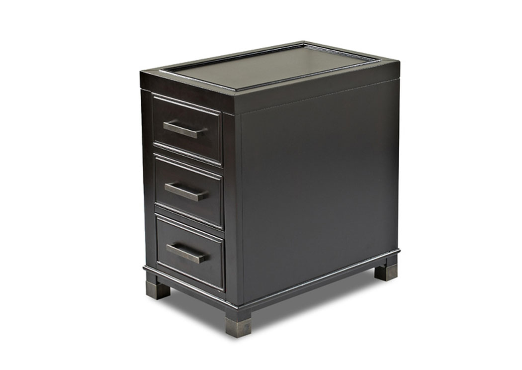 Majek Furniture Dynasty Chairside Chest