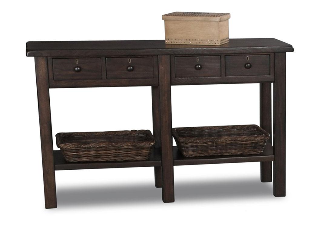 Compass Furniture Providence Sofa Table