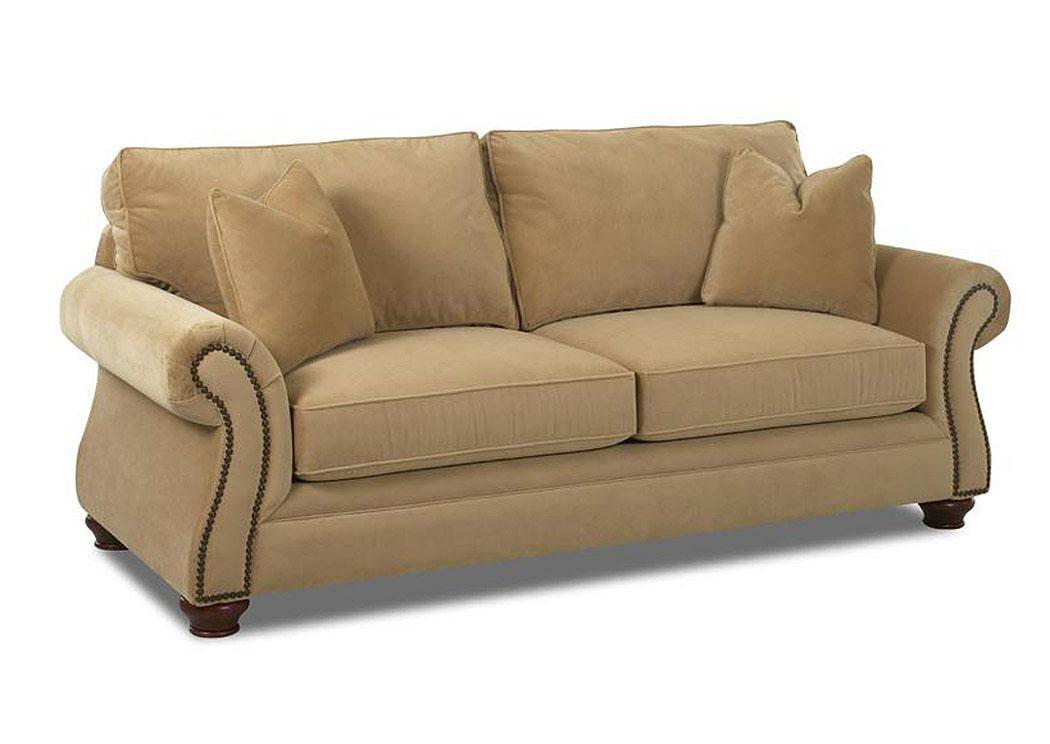 Best Buy Furniture and Mattress Stuart Mocha Sofa