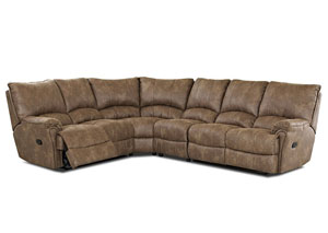 Briscoe Silt Reclining Sectional