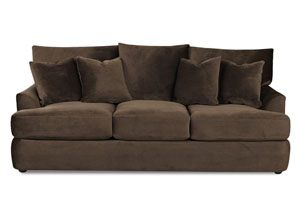 Findley Chocolate Sofa